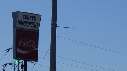 Sonny's Hamburgers in Detroit on Evergreen and Schoolcraft helps keep the neighborhood safer. Photo By: Cynthia Gladden